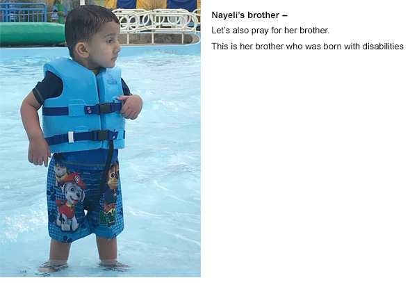 Nayeli's brother